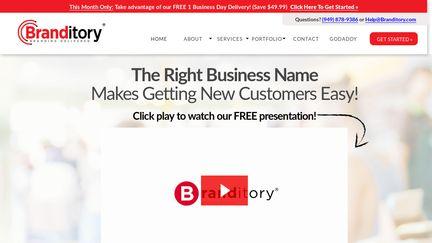 Branditory