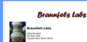 Braunfels Labs