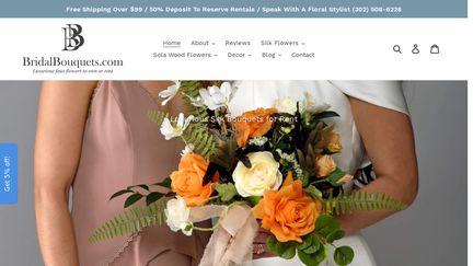 BridalBouquets.com