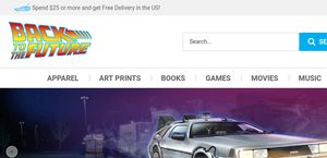 Back to the Future - The Collectibles Store