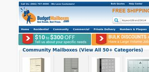 BudgetMailboxes
