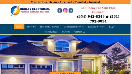 Burley Electrical Service