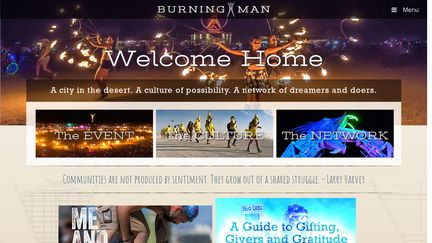 BurningMan.com