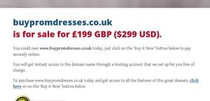 Buypromdresses.co.uk