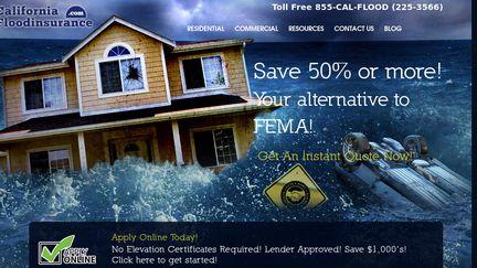 California Flood Insurance