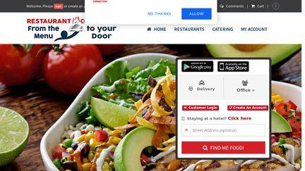 RestaurantConnection