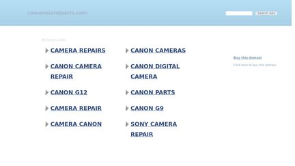 CamerasAndParts
