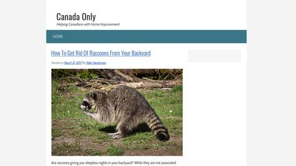 Canada Only, Inc.