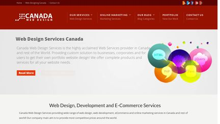 CanadaWebServices
