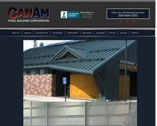 CanAm Steel Buildings