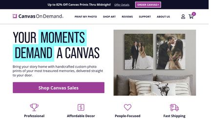 CanvasOnDemand
