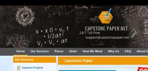 CapstonePaper.net