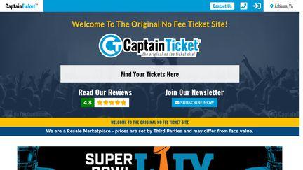 CaptainTicket
