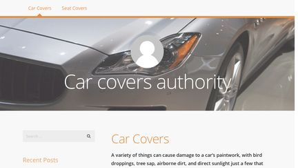 Car Covers Authority
