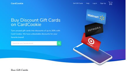 Card Cookie
