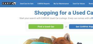 Car Fax Used Cars >> Carfax Reviews 7 Reviews Of Carfax Com Sitejabber