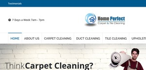 HomePerfectCarpetandCleaning