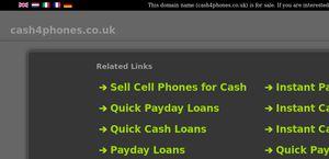 Cash4phones