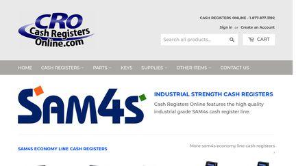 Cash Registers Online