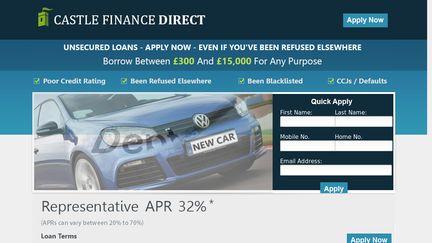 Castle Finance Direct.co.uk