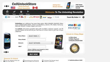 CellUnlockStore