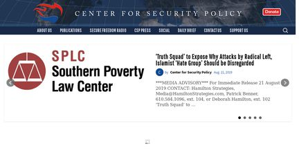 Center For Securitypolicy.org