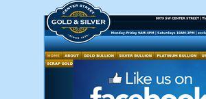 Centerstreetgoldsilver.com