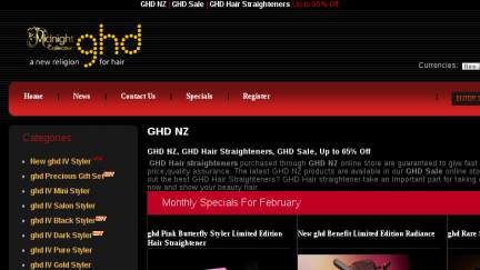 Cheapghdsivnz.co.nz