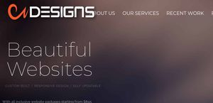 Cheap Website Designs