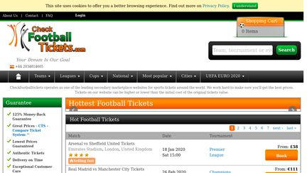 CheckFootballTickets.com