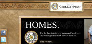 Cherokee Nation Home