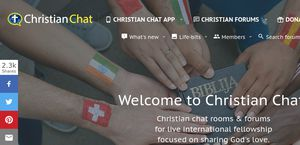 christian chat rooms for young adults