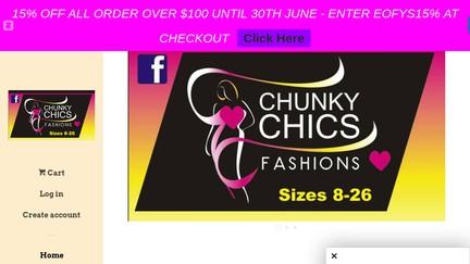 Chunky Chics Fashions