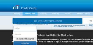 Citicards Pay Bill >> Citicards Reviews 6 Reviews Of Citicards Com Sitejabber
