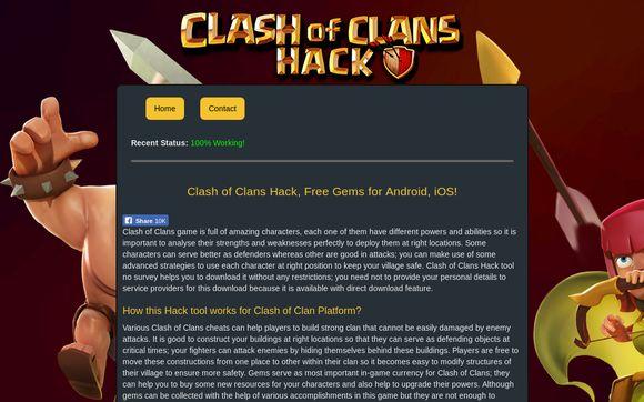 Clashofclans.hack-free