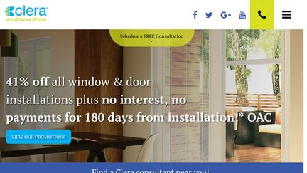 Clera Windows + Doors