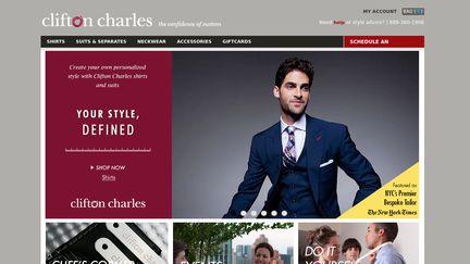 Clifton Charles