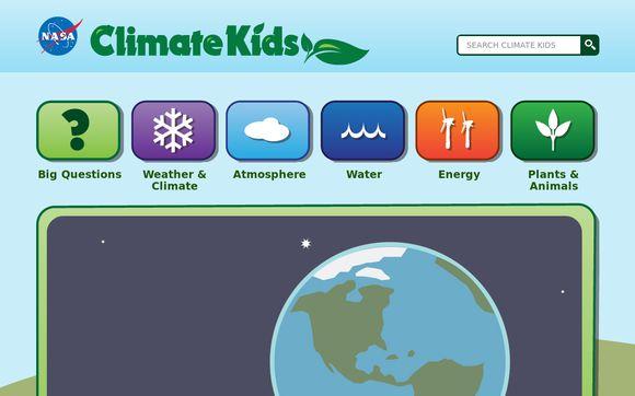 ClimateKids NASA