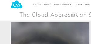 The Cloud Appreciation Society