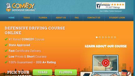 Comedy Defensive Driving School