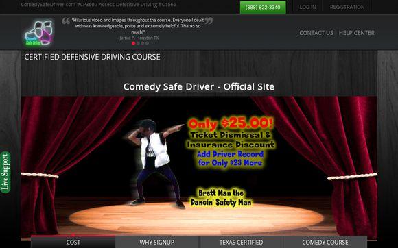 ComedySafeDriver