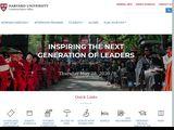 Commencement.harvard.edu