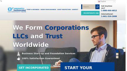 Companies Inc