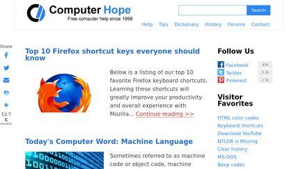ComputerHope