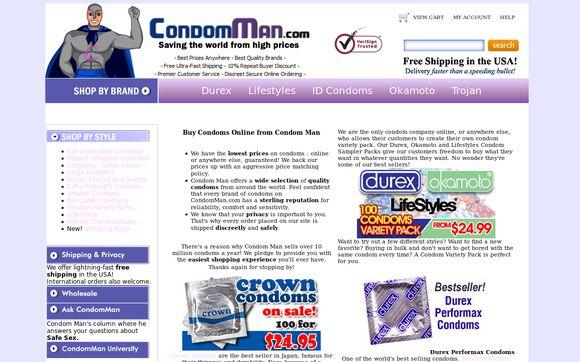 condomman.com