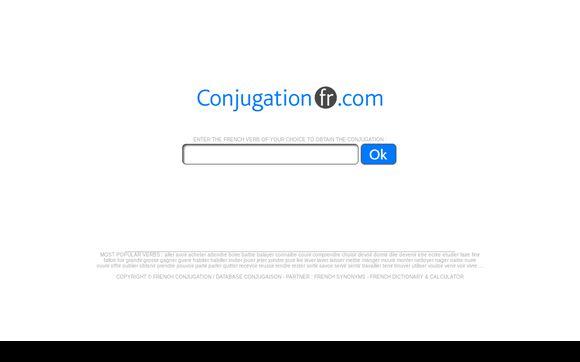 Conjugation FR