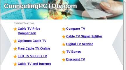 Connectingpctotv.com