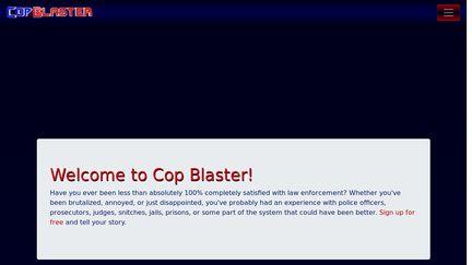 Cop Blaster