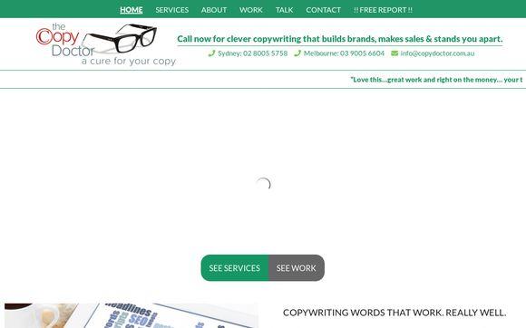 CopyDoctor.com.au