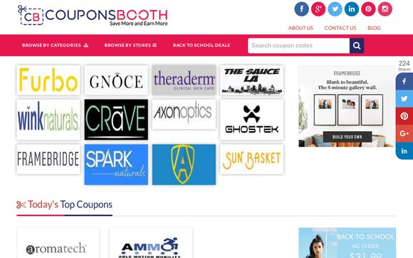 CouponsBooth